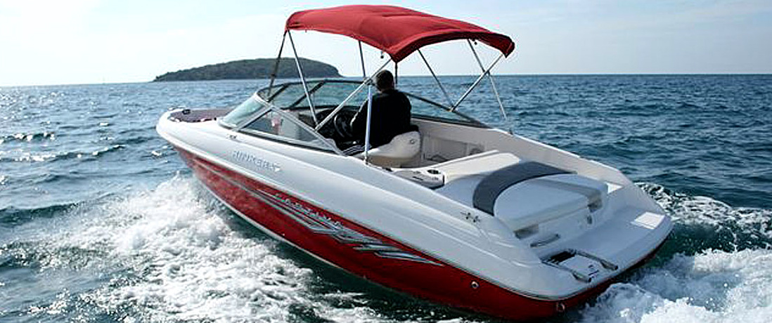 Rinker Captiva 192 / Mercruiser 220hp